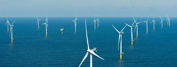 wind energy at sea