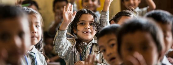 Combatting Child Labour header
