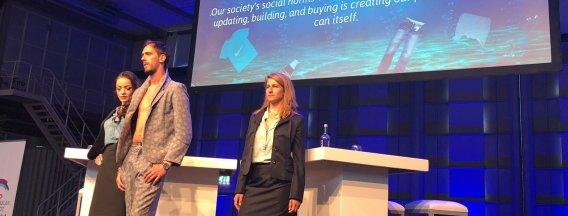 Holland Circular Economy Week fashion show