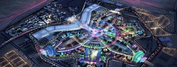 Dubai Expo 2020 nieuwsbericht header