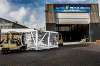 Kalfsvel metaalcoating company