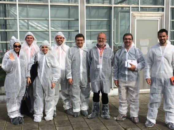 Dutch Visitors' Programmes UVN Media tour Argentina