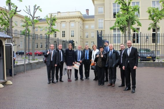 Dutch Visitors' Programmes UVN Media tour Italy