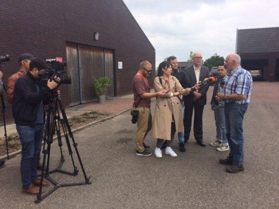 Dutch Visitors' Programmes UVN Media tour Kazachstan