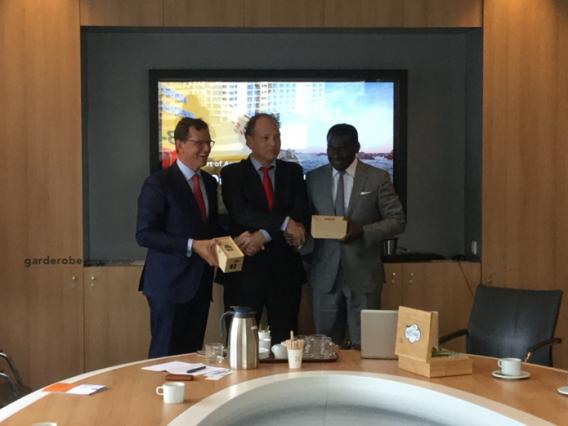 Dutch Visitors' Programmes IP Port Development Senegal