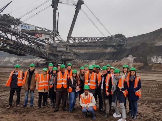 Dutch Visitors' Programmes IP South Africa Responsible Coal Supply Chain