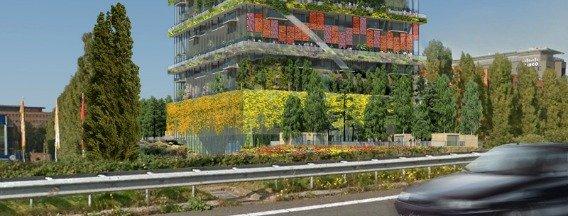 GreenNest Building design MorePlatz Architects
