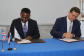 ORIO grant arrangement for Cape Verdian cruise terminal signed by the Netherlands