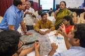 Water as Leverage collaboration in Chennai
