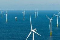 wind energy at sea